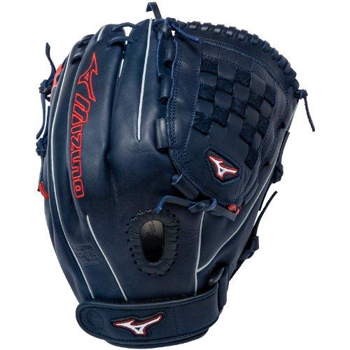 mizuno-mvp-prime-se-gmvp1200psef1-fastpitch-12-inch-infielder-glove-navyred-right-handed-throw GMVP1200PSEF1-NavyRedRight Handed Throw Mizuno 041969459317 Mizuno MVP Prime SE Fast Pitch Softball Glove. The Mizuno Prime