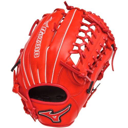 mizuno-mvp-prime-se-gmvp1277pse2-outfield-baseball-glove-red-black-right-handed-throw GMVP1277PSE2-RedBlackRight Handed Throw Mizuno 041969459225 Mizuno GMVP Prime Baseball Glove. Center Pocket design Strong Edge creates