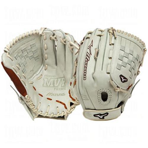 mizuno-mvp-prime-se-gmvp1300psef1-pitcher-outfielder-glove-silver-brown-left-handed-throw GMVP1300PSEF1-SilverBrownLeftHandThrow Mizuno 041969062869