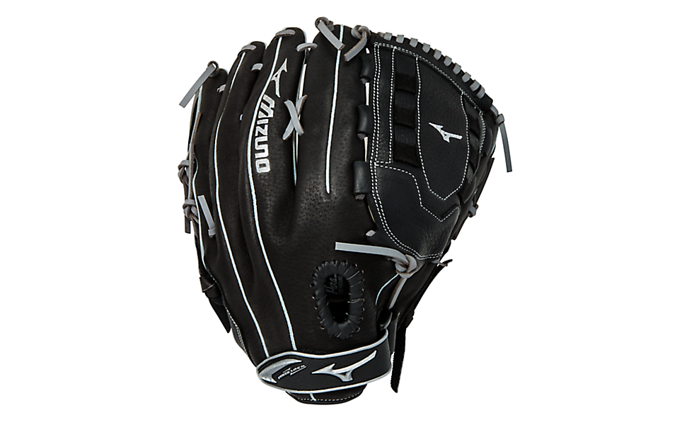 mizuno-premier-gpm1304-slowpitch-softball-glove-13-in-right-hand-throw GPM1304-RightHandThrow Mizuno 889961061585 Patterns designed specifically for softball. Full Grain Leather Shell Great durability.
