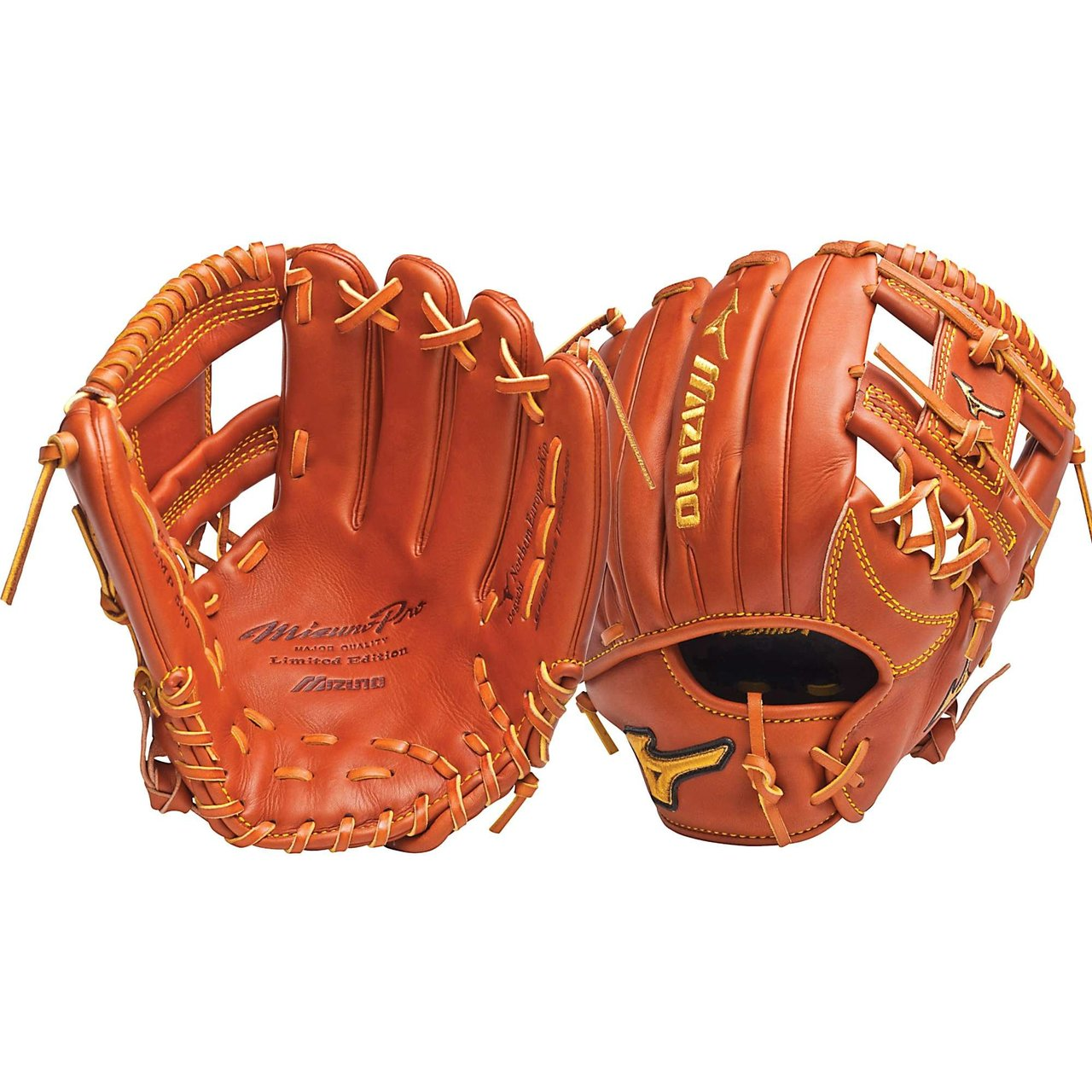 mizuno-pro-gmp500-limited-edition-11-75-baseball-glove-right-handed-throw GMP500-Right Handed Throw Mizuno 041969366783 Mizuno Pro Limited Baseball Glove provides a top quality baseball glove.