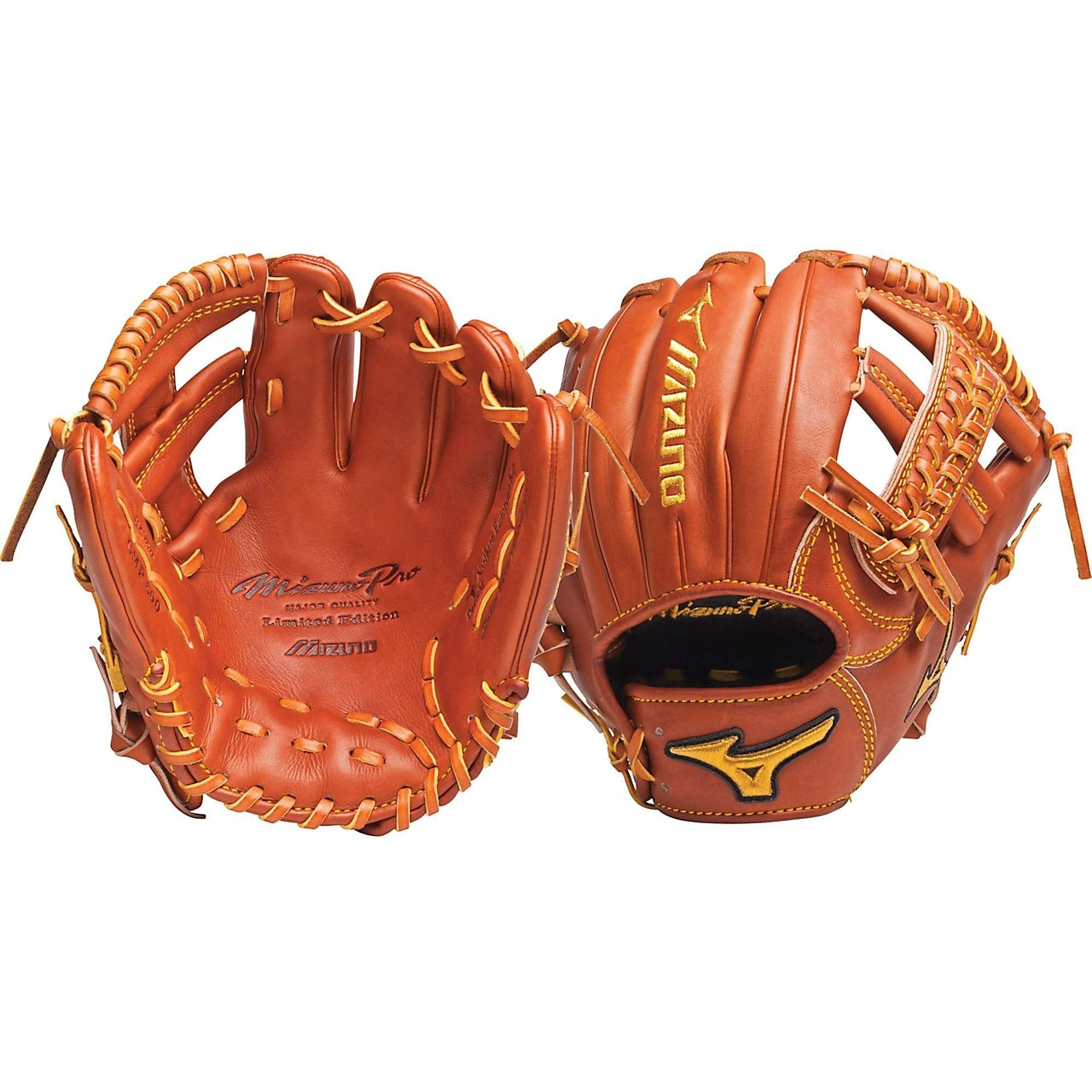 mizuno-pro-gmp600-pro-limited-11-5-baseball-glove-right-handed-throw GMP600-Right Handed Throw Mizuno 041969366752 The 2013 GMP400 is made from the finest Northern European Kip