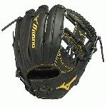 Mizuno Pro Limited GMP500AXBK Baseball Glove 11.75 inch Right Hand Throw