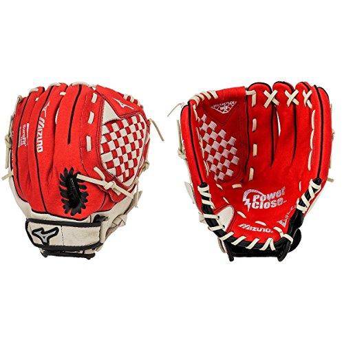 mizuno-prospect-gpp1150y1rd-red-11-5-youth-baseball-glove-right-hand-throw GPP1150Y1RD-Right Hand Throw Mizuno 041969127858 Mizuno Prospect GPP1150Y1RD Red 11.5 Youth Baseball Glove Right Hand Throw