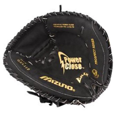 mizuno-prospect-gxc112-baseball-catchers-mitt-31-5-right-handed-throw GXC112-Right Handed Throw Mizuno 041969275344 Mizuno Prospect GXC112 Baseball Catchers Mitt 31.5 Right Handed Throw