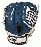 Mizuno Prospect Series Baseball Glove for Youth Baseball Player. Size 11 inch.
