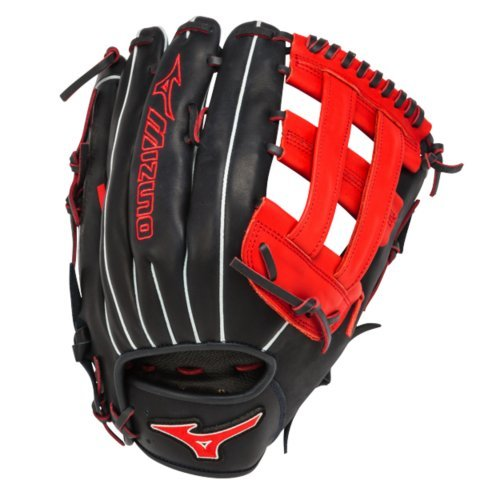 mizuno-slowpitch-gmvp1300pses3-softball-glove-13-inch-navy-red-right-hand-throw GMVP1300PSES3-Navy-RedRight Hand Throw Mizuno New Mizuno Slowpitch GMVP1300PSES3 Softball Glove 13 inch Navy-Red Right Hand Throw