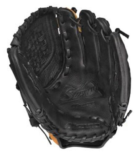 mizuno-supreme-series-gsp1204-slow-pitch-softball-glove-12-inch-right-hand-throw GSP1204-Right Hand Throw Mizuno 041969262641 High performance full-grain leather shell in softball specific patterns. W Tartan