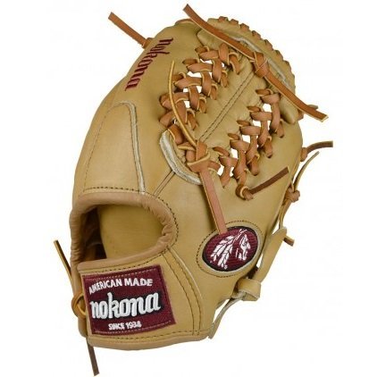 nokona-11-5-american-legend-series-al-1150m-baseball-glove-right-handed-throw AL-1150M-Right Handed Throw Nokona New Nokona 11.5 American Legend Series AL-1150M Baseball Glove Right Handed Throw