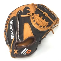 nokona alpha 2020 youth catchers mitt 32 inch right hand throw