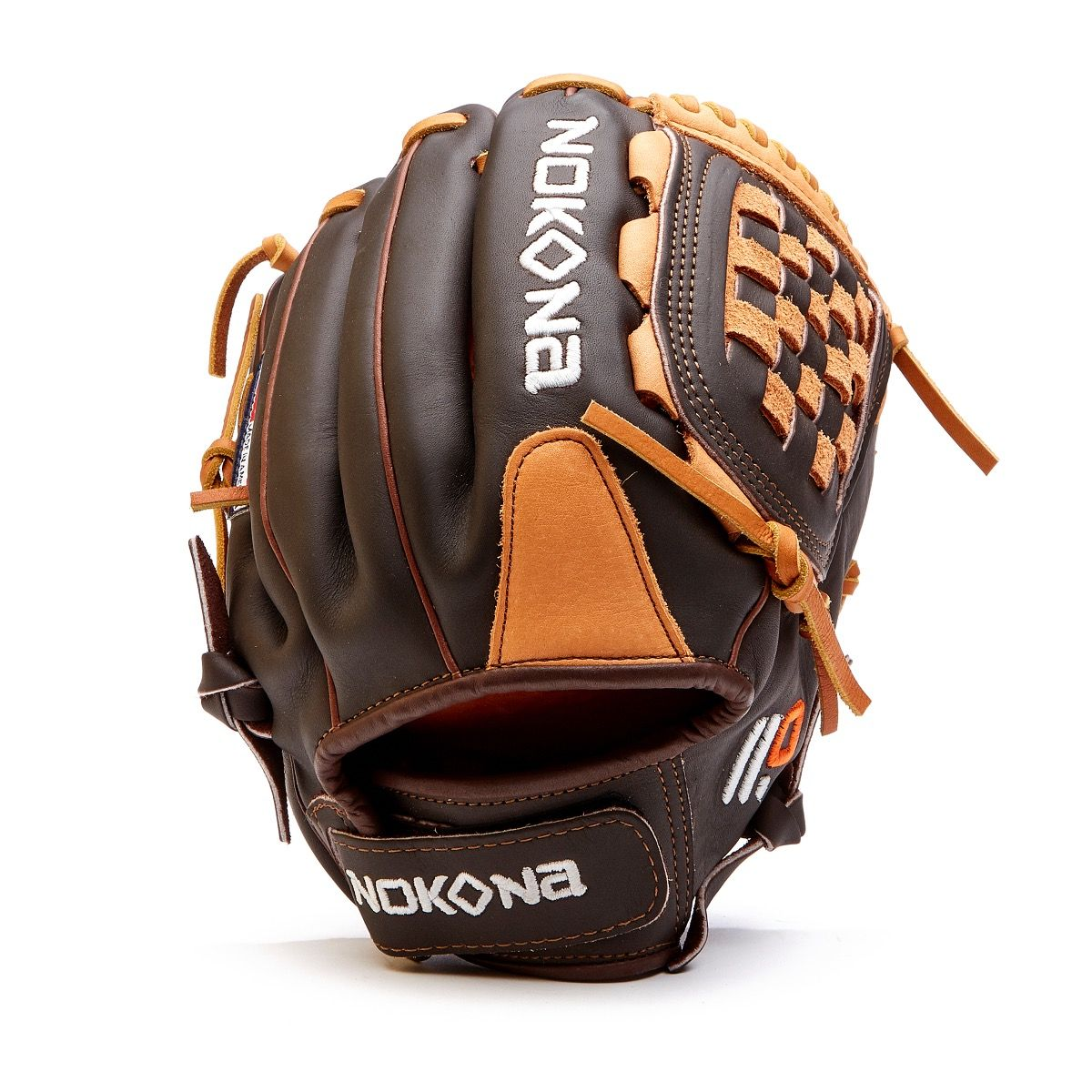 nokona-alpha-s-v1200-softball-glove-12-inch-basket-web-right-hand-throw S-V1200C-BAS-RightHandThrow   <span>The Alpha™ series is created with virtually no break-in needed and