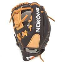 nokona alpha select 10 5 baseball glove youth left hand throw