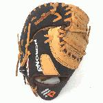 nokona alpha select 14u baseball first base mitt s 130c right hand throw 10 5