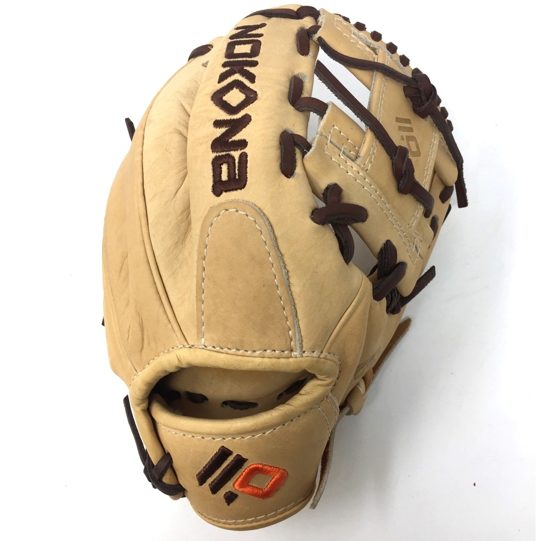 nokona-alpha-select-series-s-100-i-tan-10-5-youth-baseball-glove-right-hand-throw-1 S-100I-RightHandThrow Nokona 808808892649 <span>Introducing Nokonas Alpha Select youth baseball gloves! Constructed from top-of-the-line leathers