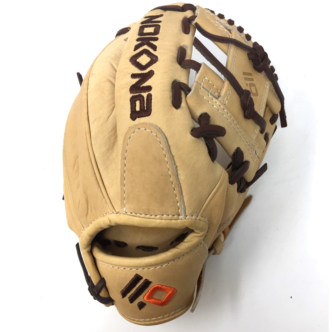 nokona-alpha-select-series-s-100-i-tan-brown-10-5-youth-baseball-glove-right-hand-throw S-100I-BROWN-RightHandThrow Nokona  <span>Introducing Nokonas Alpha Select youth baseball gloves! Constructed from top-of-the-line leathers