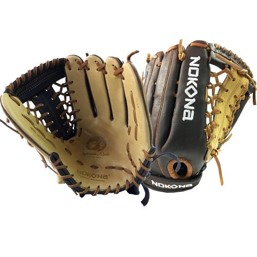 nokona-alpha-select-sv17m-baseball-glove-softball-glove-12-inch-right-hand-throw SV17M-RightHandThrow Nokona 808808893172 The Select™ series is built with virtually no break-in needed using