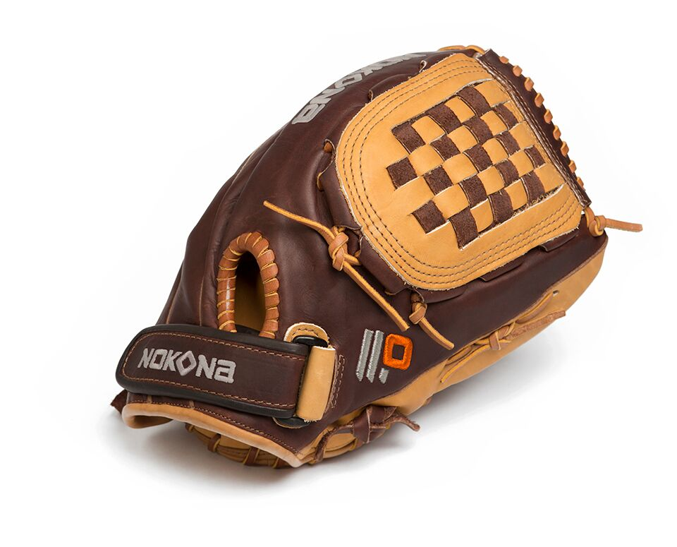 nokona-alpha-select-youth-baseball-glove-12-inch-ages-12-16-right-handed-throw SV17C-Right Handed Throw Nokona 808808890553 Nokona Select Plus Baseball Glove for young adult players. 12 inch