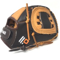 nokona alpha tan supersoft americankip fastpitch softball glove 12 right hand throw