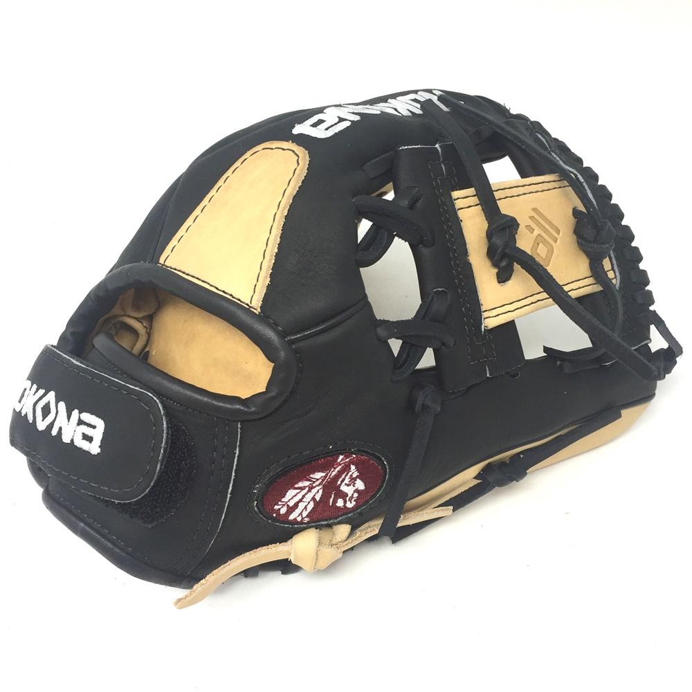 nokona-alpha-youth-baseball-glove-11-25-i-web-12u-right-hand-throw SV1B-RightHandThrow Nokona 808808893561 The Alpha series is built with virtually no break-in needed using