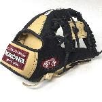 nokona bison black alpha baseball glove s 1150ib 11 5 inch right hand throw