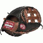 Nokona BKF-1175H Fastpitch Buckaroo Softball Glove 11.75 inch (Right Hand Throw) : Nokona Black Buckaroo Fastpitch H Web Softball Glove. 11.75 Inches.