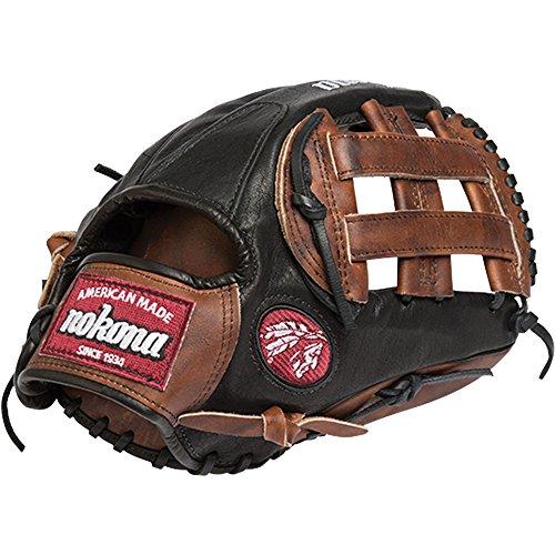 nokona-bkf-1175h-fastpitch-buckaroo-softball-glove-11-75-inch-right-hand-throw BKF-1175H-Right Hand Throw Nokona New Nokona BKF-1175H Fastpitch Buckaroo Softball Glove 11.75 inch Right Hand Throw