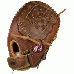 Nokona Buckaroo Fastpitch BKF-1200C Softball Glove 12 inch (Right Handed Throw) : Nokona Fastpitch Buckaroo female softball glove. Close Web and Closed back.
