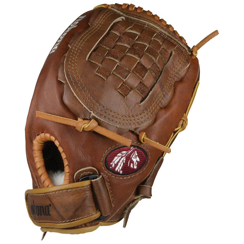 nokona-bkf-1200c-fastpitch-buckaroo-softball-glove-right-handed-throw BKF-1200C-Right Handed Throw Nokona 808808888857 Nokona Buckaroo Fastpitch BKF-1200C Softball Glove 12 inch Right Handed Throw