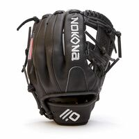 nokona black americankip baseball glove 11 5 right hand throw