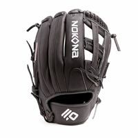 nokona black americankip baseball glove 12 75 right hand throw