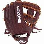 11.25 Inch Pattern. I-Web with Open Back. Infield Pattern Kangaroo Leather Shell - Combines Superior Durability with a Lightweight Feel Lightweight Construction. Little Break-In Required New Interior Padding System - Provides Superior Structure with Great Feel and Ball Control