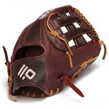 nokona-bloodline-pro-p5-baseball-glove-11-75-blp5-right-hand-throw P-5H-RightHandThrow Nokona 808808890676 H Web with Open Back. 11.75 Infield Pattern Kangaroo Leather Shell