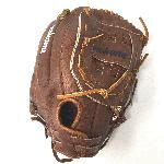 Nokona Classic Walnut 13 Softball Glove Right Handed Throw Size 13