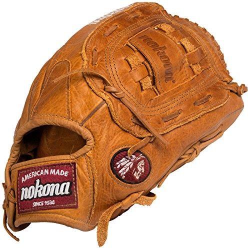 nokona-generation-13-inch-slowpitch-softball-glove-right-hand-throw G-1300C-Right Hand Throw Nokona 808808889700 Nokona Generation 13 inch Slow Pitch softball glove. 13 inch. Ispired