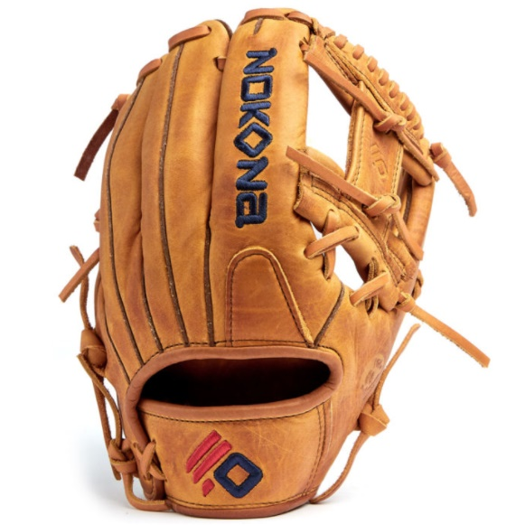 nokona-generation-g-1150i-baseball-glove-11-5-right-hand-throw G-1150I-RightHandThrow   The Nokona Generation Series features top of the line Generation Steerhide