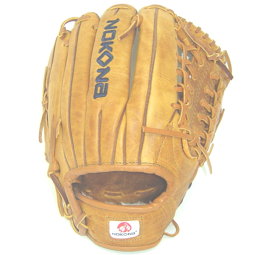 nokona-generation-g-1150m-n-logo-baseball-glove-11-5-right-hand-throw G-1150M-N-RightHandThrow Nokona  <span>The Nokona Generation Series features top of the line Generation Steerhide