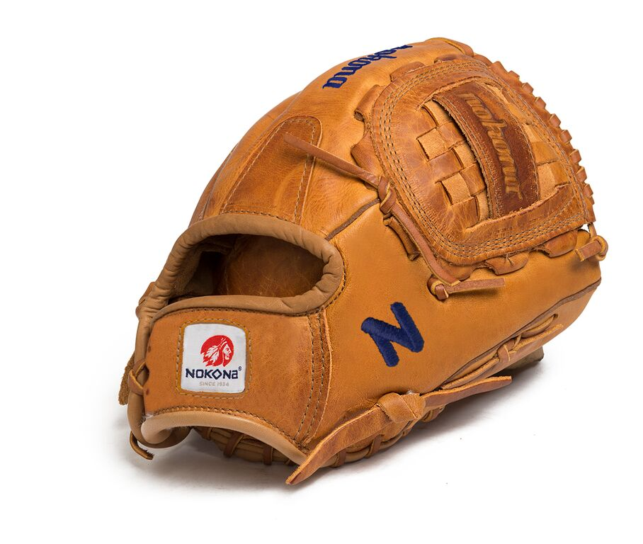 nokona-generation-g-1200c-baseball-glove-12-inch-right-handed-throw G-1200C-Right Handed Throw  808808889403 Nokona has built its reputaion on these classic leathers. The Generation
