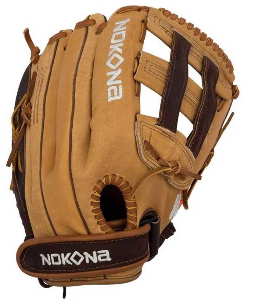 nokona-select-plus-s-v1250h-2019-softball-glove-fastpitch-12-5-right-hand-throw S-V1250H-2019-RightHandThrow Nokona Does Not Apply <p>Premium Buffalo and Steerhide Leather Nokona s Alpha Series Lightweight and