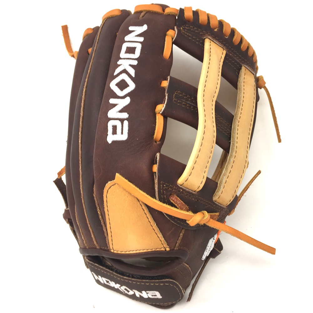 nokona-select-plus-s-v1250h-softball-glove-fastpitch-12-5-right-hand-throw S-V1250H-RightHandThrow Nokona 808808891604 <p>Premium Buffalo and Steerhide Leather Nokona s Alpha Series Lightweight and