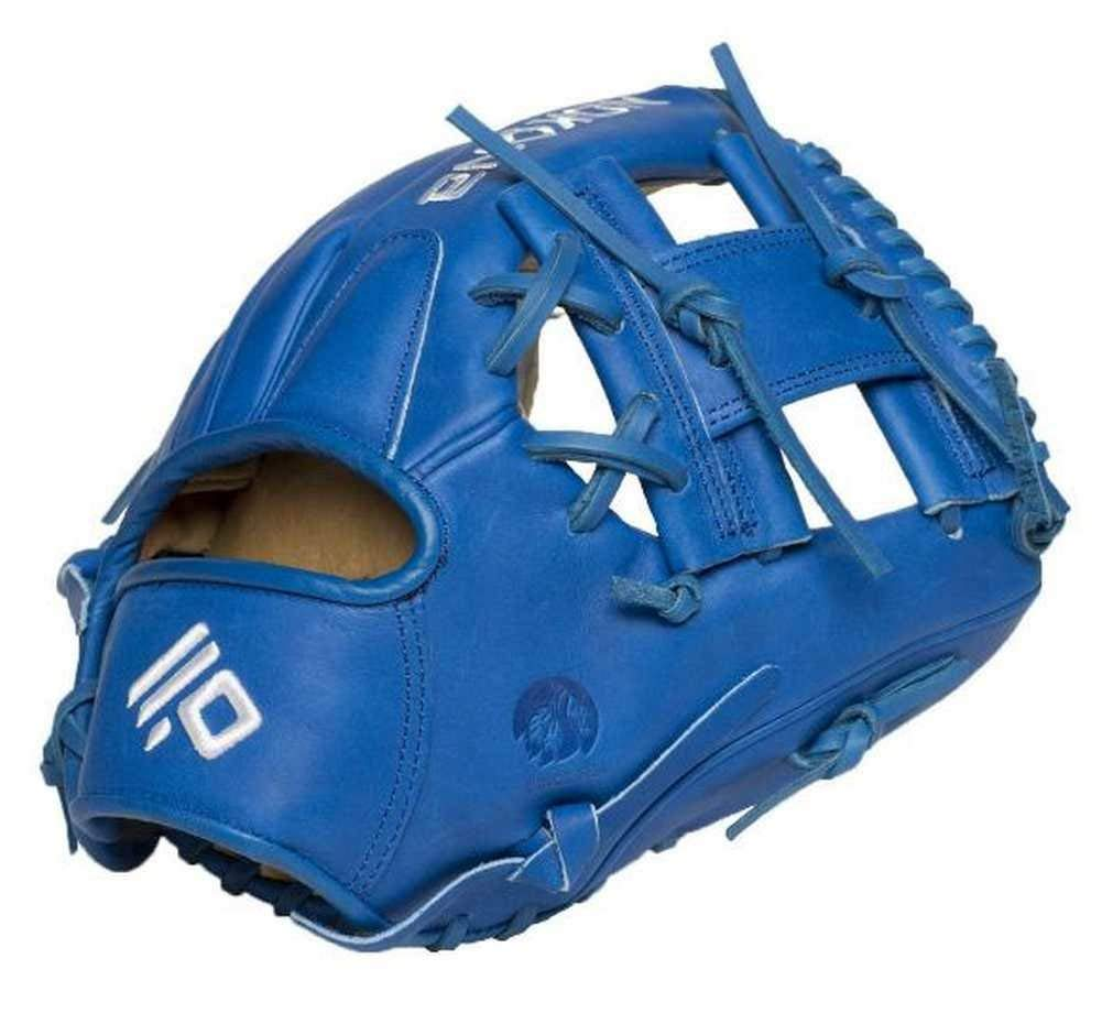 nokona-skn-series-11-5-inch-skn-6-ry-baseball-glove-right-hand-throw SKN-6-RY-RightHandThrow Nokona 808808892465 11.5 Infield Pattern I-Web Palm Leather American Bison Back Leather Japanese