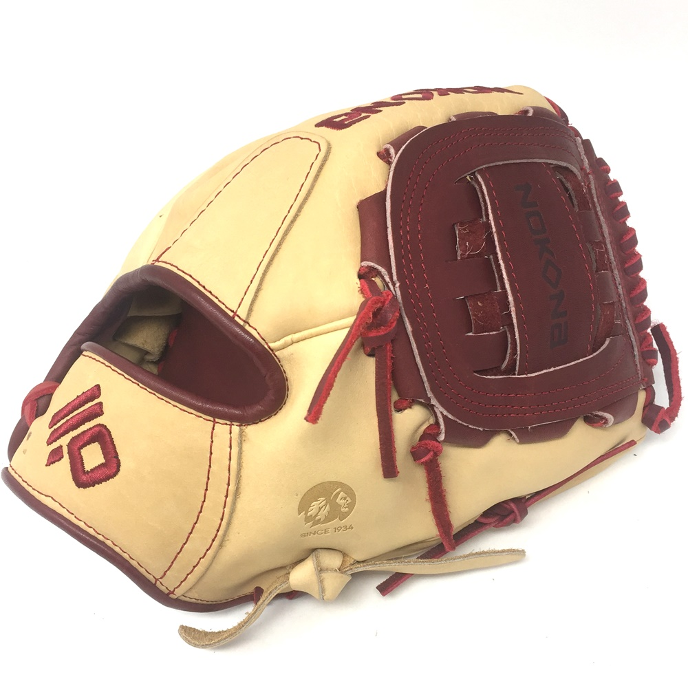 nokona-skn-series-12-inch-skn-1-bl-baseball-glove-right-hand-throw SKN-1-BL-RightHandThrow  808808892489 12 Inch Model Closed Web Lightweight and highly structured - Weight