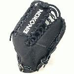 nokona supersoft full trap web 12 5 inch xft 7 ox baseball glove right hand throw