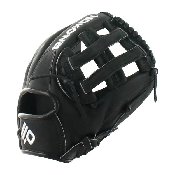 nokona-supersoft-onyx-h-web-11-75-inch-xft-1175-ox-baseball-glove-right-hand-throw XFT-1175H-OX-RightHandThrow Nokona 808808892908 11.75 Inch Model H Web Premium Top-Grain Steerhide Leather Requires Some