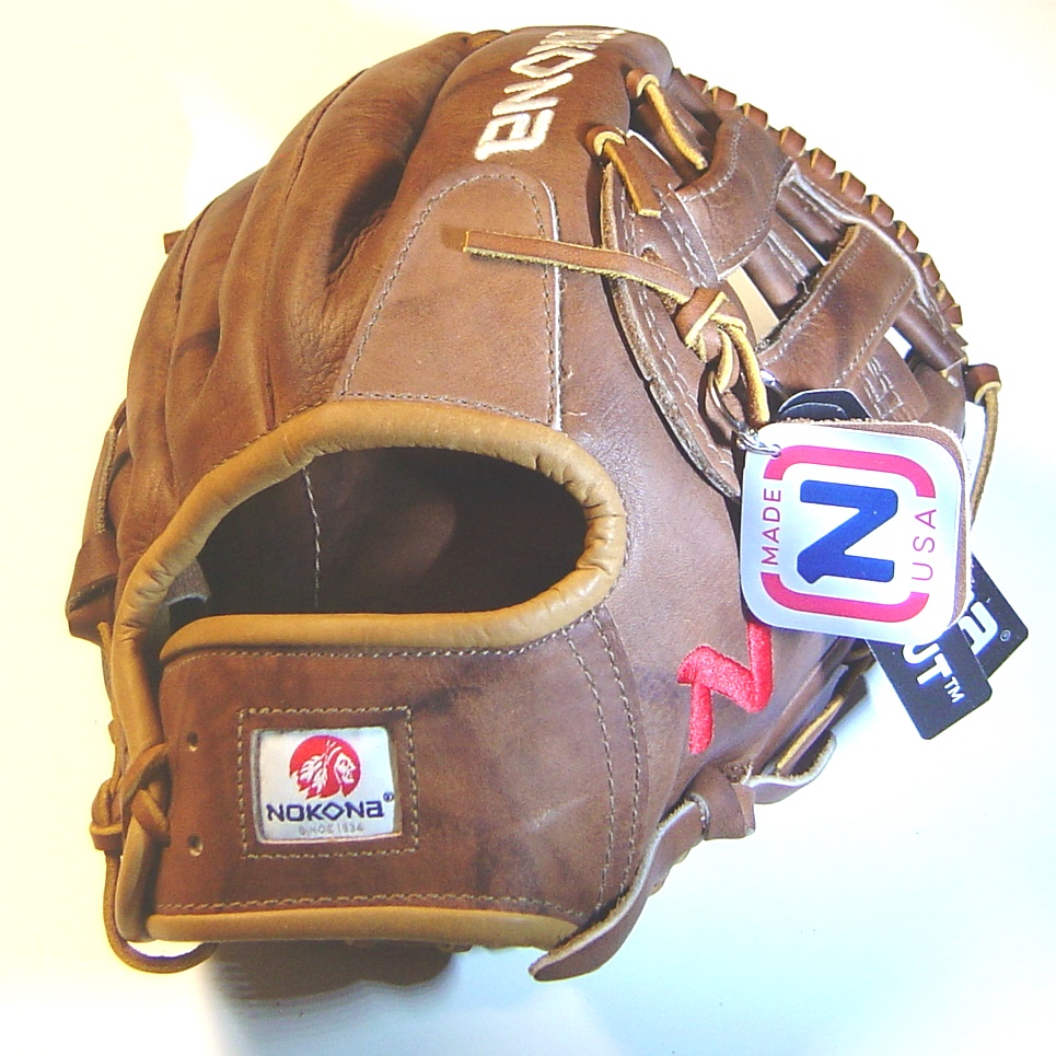 nokona-walnut-11-75-inch-h-web-baseball-glove-right-hand-throw WB1175H-N-RightHandThrow   Nokona WB-1175H Walnut 11.75 Baseball Glove H Web Right Handed Throw