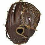 Since 1934 Nokona has been producing ball gloves for America s pastime right here in the United States. Made with top-grain American hides provided by American ranchers Nokona s leathers are tanned in the USA to their specifications. This ensures that the highest American and Nokona standards are met so that you can wear your glove with great confidence and pride. Nokona gloves are still produced in the very same small town in Texas in the original 100%2B year-old building where Nokona all started. They are made by Americans who carefully cut stamp stitch lace and embroider each glove by hand. Each Nokona has its own unique identity and feel based on the careful selection of leather per part and its hand-crafted construction. Nokona puts classic American workmanship into every glove using special techniques developed over the past 77 years. An old world tanning process is used in developing the unique random dye pattern found in Nokona s Walnut Crunch. Walnut is a full aniline leather hand crunched and baled in the wet blue state with the creases stained darker then vacuum dried with a feel top added to provide tackiness when handled. The natural oils and waxes incorporated in finishing further highlight the character and feel. Nokona WS-1350 Walnut Softball Glove 13.5 Features 13.5 Pattern Closed Web Closed Back One Year Warranty