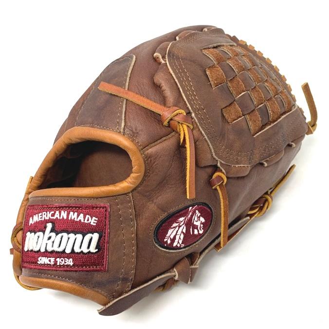 nokona-walnut-13-inch-closed-web-baseball-glove-right-hand-throw W-1300-IND-RightHandThrow   <span>TOP GRAIN</span>STEERHIDE <div class=description>Inspired by Nokona's history of handcrafting ball gloves