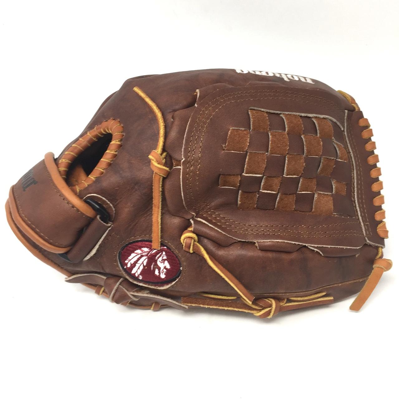 nokona-walnut-13-inch-softball-glove-w-v1300c-right-hand-throw W-V1300C-RightHandThrow  808808891789 Inspired by Nokonas history of hancrafting ball gloves in America for