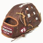 nokona walnut h web 11 75 inch w 1175 baseball glove right hand throw