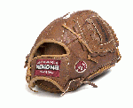 For over 80 years, Nokona has built its reputation on producing dependable, timeless ball glove designs right here in the USA, and the one line that has been most responsible for establishing their place in history has been the Classic Walnut Series. Each glove is crafted from their proprietary Walnut Crunch Leather that provides great stability and flexibility with a unique Crunch look. Once this glove is worked-in, you'll have a soft and supple design that remains sturdy for a very long time. This classic has been updated with a new look that highlights the gloves' modern features while paying tribute to Nokona's long-standing baseball heritage. Nokona has been making their product in Nocona, Texas since 1934 where the people have dedicated their lives to providing the highest quality ball glove for players that demand excellence. This is their legacy. The Nokona Walnut Series Baseball Glove: WB-1200 is a versatile Utility model that offers great functionality at all positions on the field. American Made.