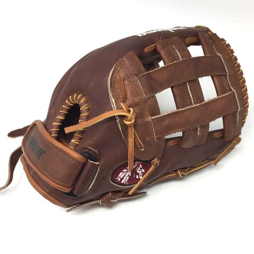 nokona-walnut-softball-glove-w-v1250h-h-web-right-hand-throw W-V1250H-RightHandThrow Nokona 808808893387 Inspired by Nokona's history of handcrafting ball gloves in America for